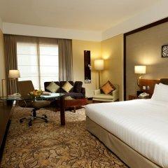 Отель Dusit Thani Dubai Стандартный номер с различными типами кроватей фото 4