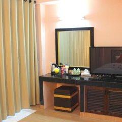 Krabi City View Hotel 3* Номер Делюкс с различными типами кроватей фото 2