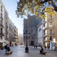 Апартаменты Inside Barcelona Apartments Esparteria фото 2