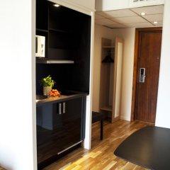Comfort Hotel Park 3* Апартаменты с различными типами кроватей фото 11