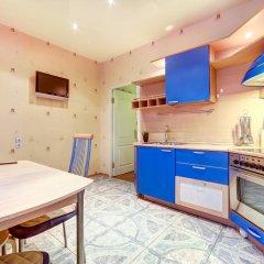 Апартаменты на Ленсовета 88 Апартаменты с различными типами кроватей фото 29
