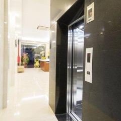 Hoang Hotel 2* Семейный номер Делюкс с двуспальной кроватью фото 2