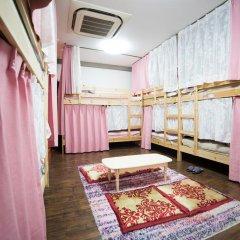 Отель Hikari House Кровать в женском общем номере фото 2