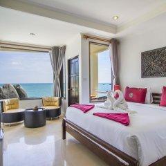 Отель Crystal Bay Beach Resort 3* Номер категории Эконом с двуспальной кроватью фото 5
