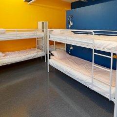Отель CheapSleep Helsinki Кровать в общем номере с двухъярусной кроватью фото 8
