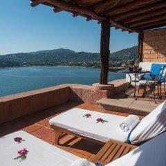 Отель La Casa Que Canta 5* Люкс с различными типами кроватей фото 28