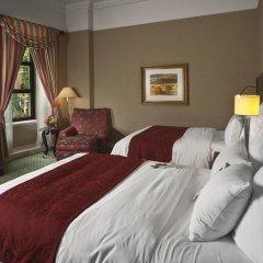 Отель Marriott Tbilisi 5* Представительский номер разные типы кроватей