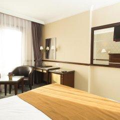 Topkapi Inter Istanbul Hotel 4* Стандартный номер с двуспальной кроватью фото 22