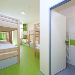 Hostel Ananas Кровать в общем номере фото 6