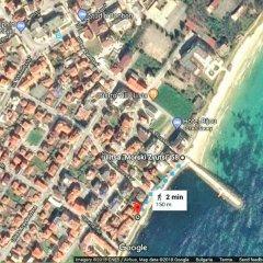 Отель Villas Bilyana Болгария, Равда - отзывы, цены и фото номеров - забронировать отель Villas Bilyana онлайн приотельная территория фото 2