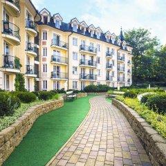 CARLSBAD PLAZA Medical Spa & Wellness hotel 5* Люкс с различными типами кроватей фото 5