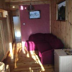 Гостиница Smerekova Khata Люкс разные типы кроватей фото 5