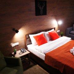LiKi LOFT HOTEL 3* Номер Делюкс с различными типами кроватей фото 7