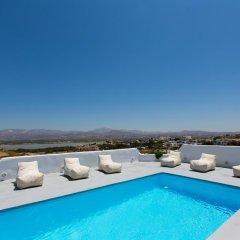 Отель Naxian Utopia Luxury Villas & Suites 3* Люкс с различными типами кроватей фото 8