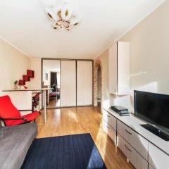 Апартаменты Apartment on Yakimanka комната для гостей фото 4