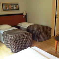 Marché Rygge Vest Airport Hotel 3* Стандартный семейный номер с двуспальной кроватью фото 12