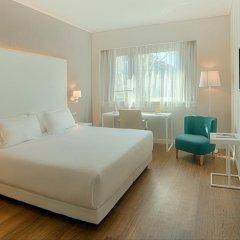 Отель NH Torino Centro 4* Стандартный номер с различными типами кроватей фото 3