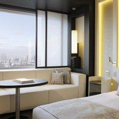 The Hotel 4* Улучшенный люкс с различными типами кроватей