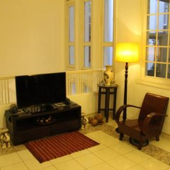 Отель Chez Pham District 3 French Villa комната для гостей фото 4