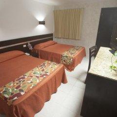 Отель Colonial Cancun Мексика, Канкун - отзывы, цены и фото номеров - забронировать отель Colonial Cancun онлайн комната для гостей фото 5
