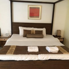 Отель Alegria - The Goan Village 2* Номер Делюкс с различными типами кроватей фото 5