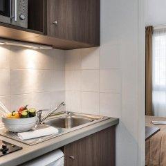 Отель Aparthotel Adagio access Paris Quai d'Ivry 3* Апартаменты с различными типами кроватей фото 7