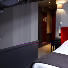 Отель Hôtel Alexandra 4* Стандартный номер с различными типами кроватей фото 2
