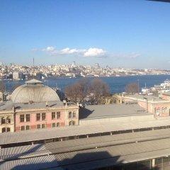 Grand Esen Hotel Турция, Стамбул - 1 отзыв об отеле, цены и фото номеров - забронировать отель Grand Esen Hotel онлайн балкон