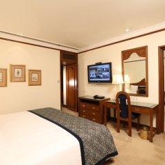 Отель Taj Palace, New Delhi 5* Представительский люкс с различными типами кроватей