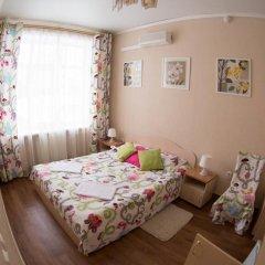 Гостиница Солнечная Люкс с разными типами кроватей фото 12