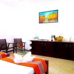 The Hotel Romano- Negombo Номер Делюкс с различными типами кроватей фото 5