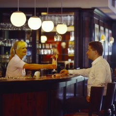 Отель Kim Im Park Дрезден гостиничный бар