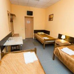 Мини-Отель Петрозаводск 2* Кровать в общем номере с двухъярусной кроватью фото 23
