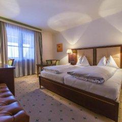 Отель Friesachers Aniferhof 3* Стандартный номер фото 5