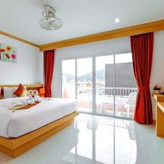 Отель Phusita House 3 2* Улучшенный номер с различными типами кроватей фото 7