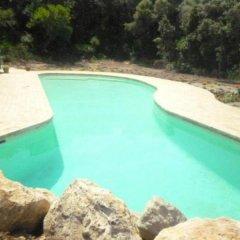 Отель Rental Villa Son Favar бассейн