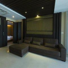 Отель Hamilton Grand Residence 3* Люкс с различными типами кроватей фото 28
