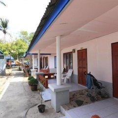 Отель Saladan Beach Resort 3* Бунгало с различными типами кроватей фото 23