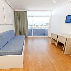 Отель Apartamentos Playasol My Tivoli Улучшенные апартаменты с различными типами кроватей фото 3