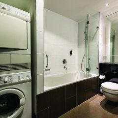 Adina Apartment Hotel Frankfurt Neue Oper 4* Студия с различными типами кроватей