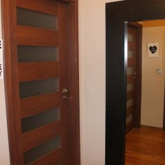 Апартаменты Sleepcity Apartments Катовице сейф в номере