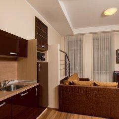 Апартаменты Senator City Center Улучшенный номер с различными типами кроватей фото 12