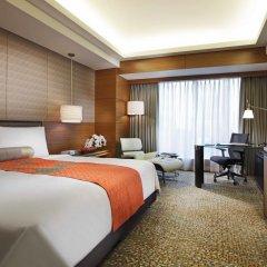 Отель InterContinental Saigon 5* Номер Делюкс с различными типами кроватей фото 4
