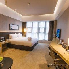 Skytel Hotel Chengdu 4* Номер Делюкс с различными типами кроватей фото 4