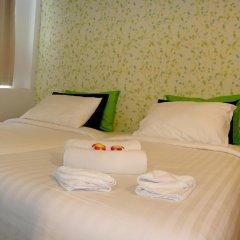 Отель Nantra Silom 3* Номер Делюкс с различными типами кроватей фото 3