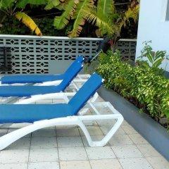 Отель Palm View Guesthouse And Conference Centre Монтего-Бей фитнесс-зал