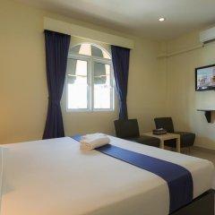 Отель Zing Resort & Spa 3* Улучшенный номер с различными типами кроватей фото 3