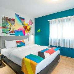 Colors Budget Luxury Hotel Номер категории Эконом фото 14