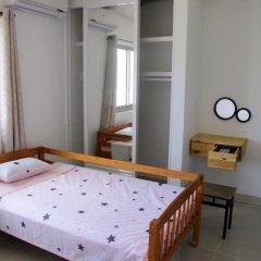 Отель JJ Residence Стандартный номер с различными типами кроватей фото 12