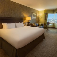 Отель Hilton Glasgow комната для гостей фото 2